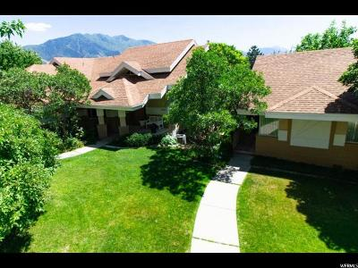 Springville Single Family Home For Sale: 2020 Spring Oaks