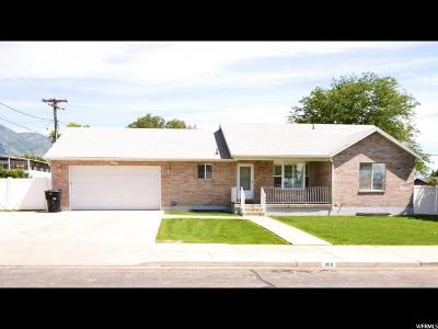 Provo Single Family Home For Sale: 986 N 1750 W