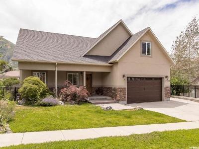 Sandy Single Family Home For Sale: 2002 E Harmony Grove Way S