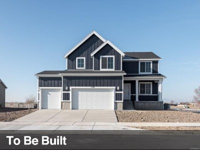 Payson Single Family Home For Sale: 1718 S 360 W #70
