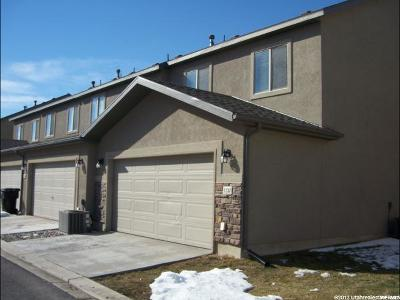 Spanish Fork Townhouse For Sale: 1237 N Cattail Dr E