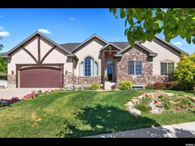 Payson Single Family Home For Sale: 1559 S 740 W