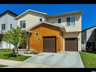 Herriman Single Family Home For Sale: 5302 W Stone Hayes Dr