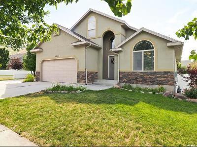 Herriman Single Family Home For Sale: 14374 S Sun Bloom Ln W