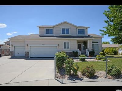 West Valley City Single Family Home For Sale: 2960 S Brushwood Bay W