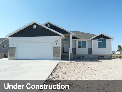 Tremonton Single Family Home For Sale: 804 W 525 S