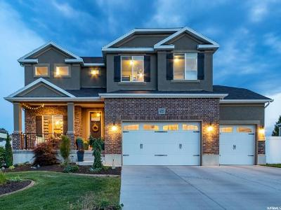West Jordan Single Family Home For Sale: 6323 W Swan Ridge Way