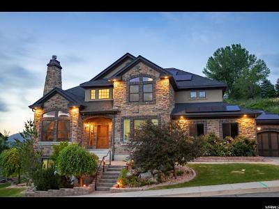 Sandy Single Family Home For Sale: 3049 E Hiddenwood Dr S