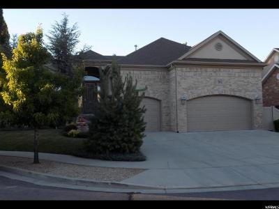 Sandy Single Family Home For Sale: 1653 E Crescent View Cir
