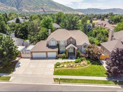 Sandy Single Family Home For Sale: 2262 E High Ridge Ln