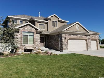 West Jordan Single Family Home For Sale: 8327 S Maple Water