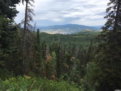 Salt Lake City Residential Lots & Land For Sale: 3087 S Lambs Canyon Rd