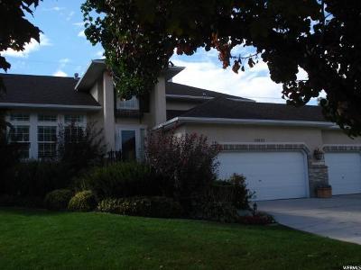 South Jordan Single Family Home For Sale: 10882 S Saddlebrook Cir W