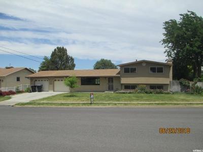 Spanish Fork Single Family Home For Sale: 555 E 300 N