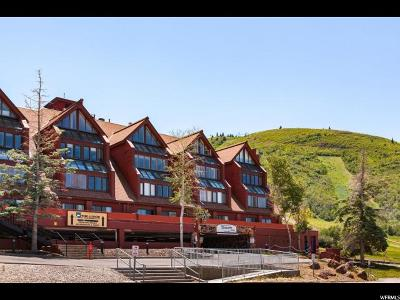 Park City Condo For Sale: 1415 Lowell Ave #151