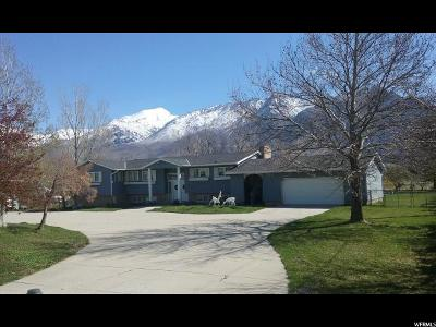 Highland Single Family Home For Sale: 11360 N Alpine Hwy E