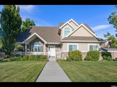 Orem Single Family Home For Sale: 429 S 60 W