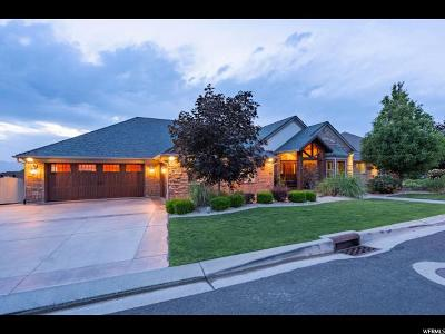 Draper Single Family Home For Sale: 12856 S Ellerbeck Ln