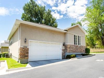 Provo Single Family Home For Sale: 1292 S 1510 E