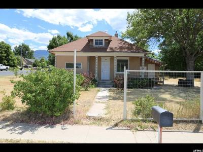 Single Family Home For Sale: 588 E 200 S