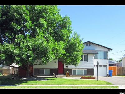 Logan Single Family Home For Sale: 455 W 550 N