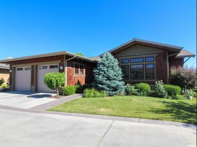 Provo Single Family Home For Sale: 1852 N 1640 W