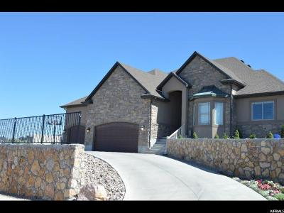 Herriman Single Family Home For Sale: 6109 W Cabin Trail Way