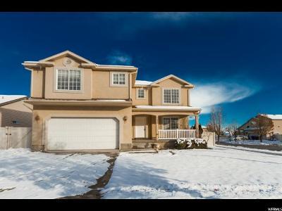 Eagle Mountain Single Family Home For Sale: 7836 N Silver Ranch Rd E