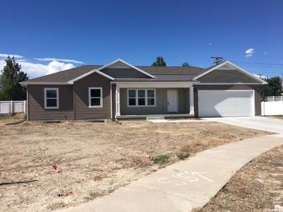 Smithfield Single Family Home For Sale: 215 E 620 S