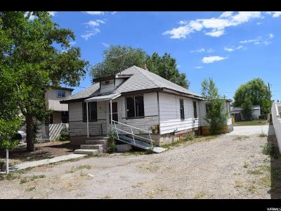 Price UT Single Family Home For Sale: $19,900