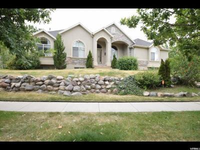 Eagle Mountain Single Family Home For Sale: 3288 E Golden Eagle N