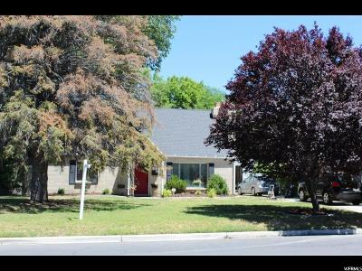 Murray Single Family Home For Sale: 4659 S Atwood Blvd E