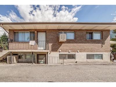 Provo Multi Family Home For Sale: 616 N 700 E