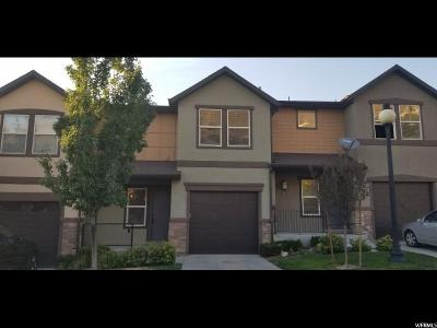 Draper Townhouse For Sale: 127 Chandlerpoint Way