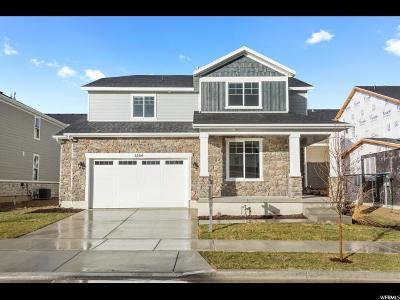 South Jordan Single Family Home For Sale: 3564 W Alta Loma Ln #120
