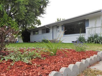 Smithfield Single Family Home For Sale: 231 E 100 S