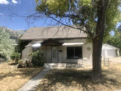 Pleasant Grove Single Family Home For Sale: 390 N 100 W
