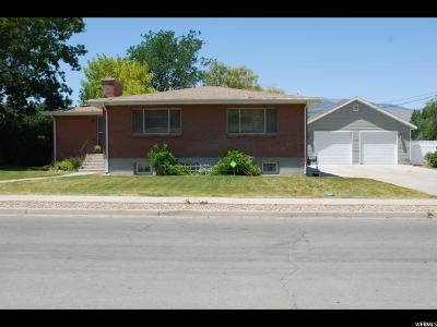 Grantsville Single Family Home For Sale: 166 S Park St W