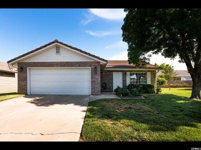 St. George Townhouse For Sale: 1055 E 900 St S #52