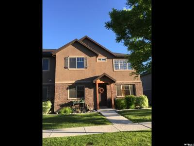Townhouse For Sale: 1165 W 150 S
