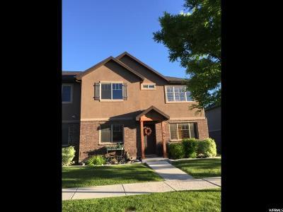 Springville Townhouse For Sale: 1165 W 150 S