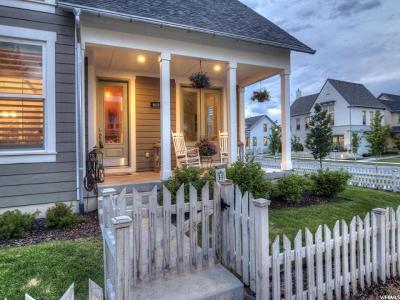 South Jordan Single Family Home For Sale: 4618 W Crosswater Rd #116