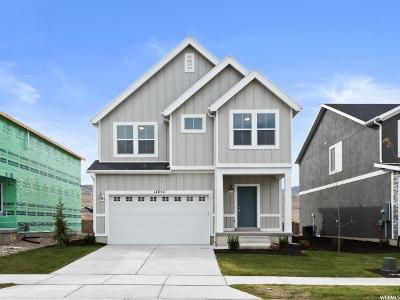 Herriman Single Family Home For Sale: 14854 S Beckenbauer Ave #307
