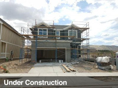 Herriman Single Family Home For Sale: 14852 S Beckenbauer Ave #308