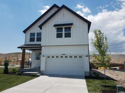 Herriman Single Family Home For Sale: 14888 S Beckenbauer Ave #301