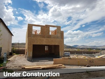 Herriman Single Family Home For Sale: 14884 S Beckenbauer Ave #302
