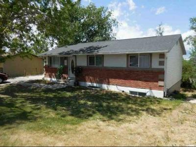 Orem Single Family Home For Sale: 635 N 1060 W