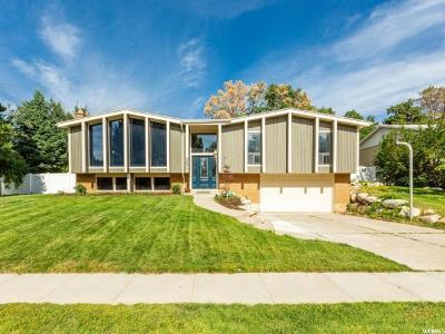 Sandy Single Family Home For Sale: 8677 S Acorn Ln E