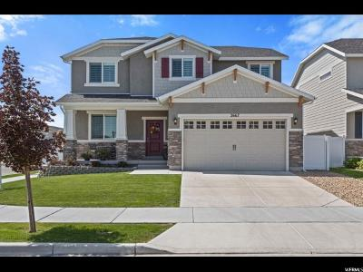 South Jordan Single Family Home For Sale: 3667 Eden Meadow Way
