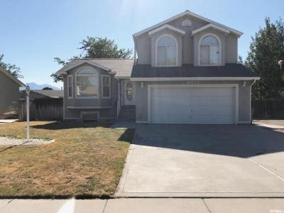 South Jordan Single Family Home For Sale: 10173 S Menteith St W